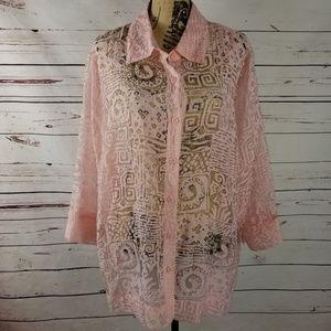 Ruby Rd. Woman blouse
